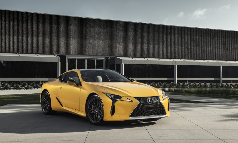 The Lexus Inspiration Continues at the 67th Pebble Beach Concours d'Elegance
