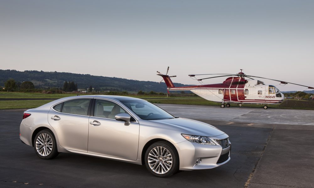 Lexus Takes Top Honors for the Third Year in a Row in Kelley Blue Book's  '2014 Best Resale Value Awards' for Luxury Brand