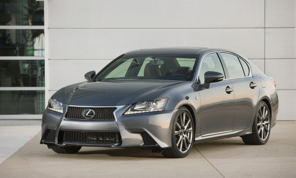 A Leader of the Pack 2014 Lexus GS 350 Sport Sedan Named to Edmunds.com's Top Rated Vehicles for 2014 – Lexus RX 350 Awarded Most Popular Entry Luxury SUV of 2014