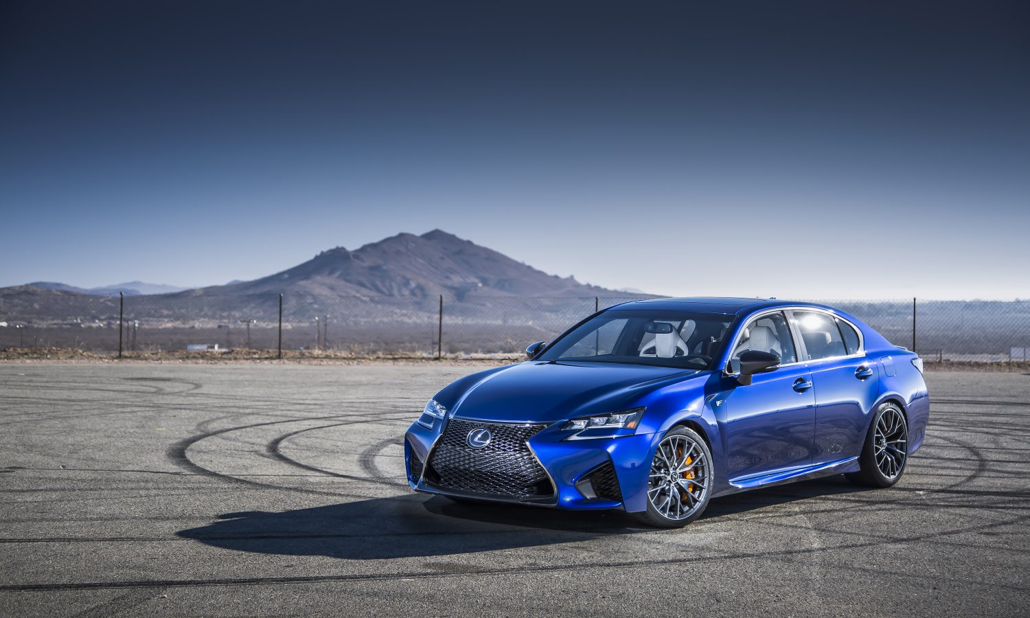 Lexus Announces the Latest Addition to the Daunting 'F' Performance Line: the GS F Sedan
