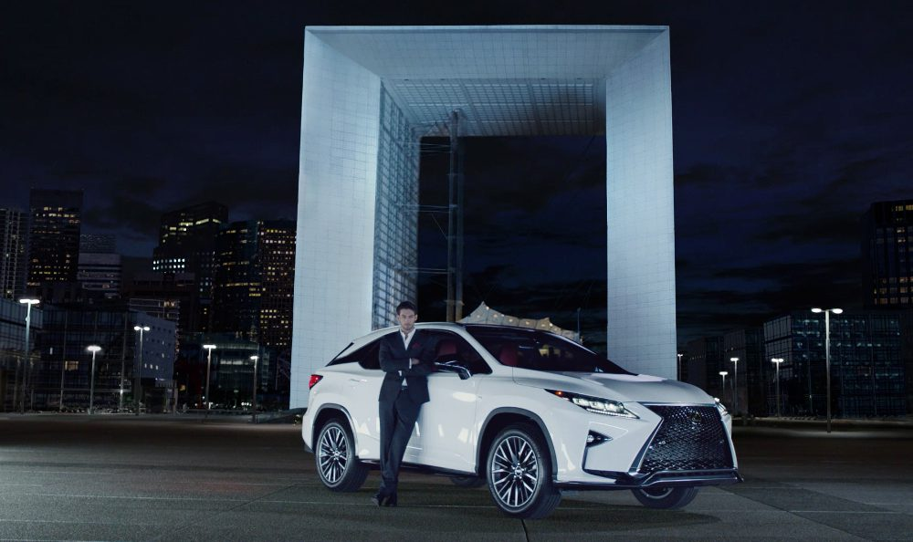 Lexus Redefines Sophistication with the Entirely New RX