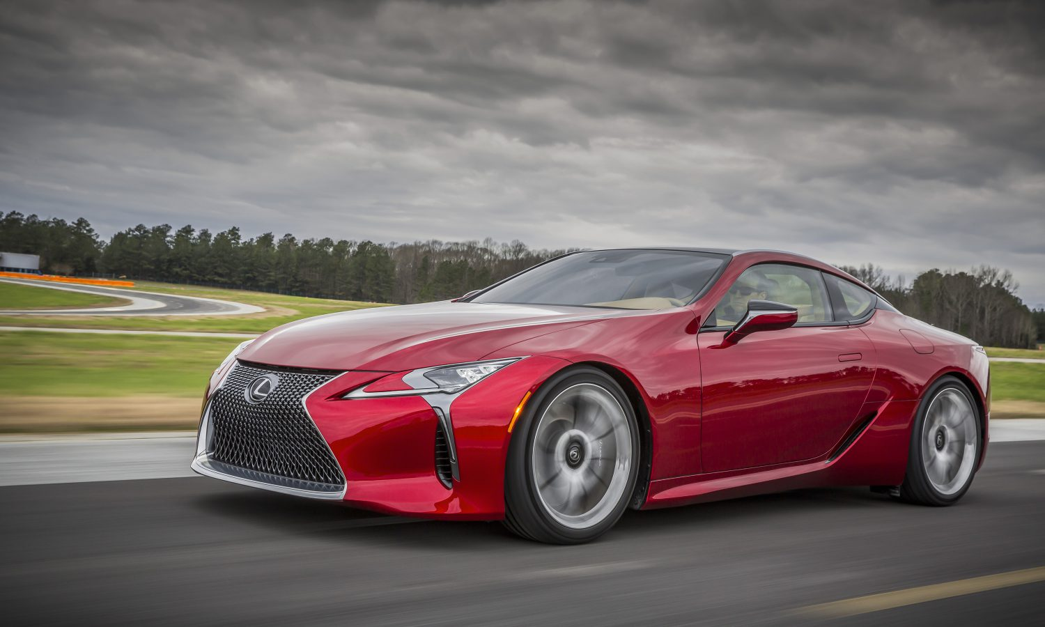 Global Debut of All-New Lexus LC 500 at the 2016 NAIAS Signals Dawn of a New Era for Lexus