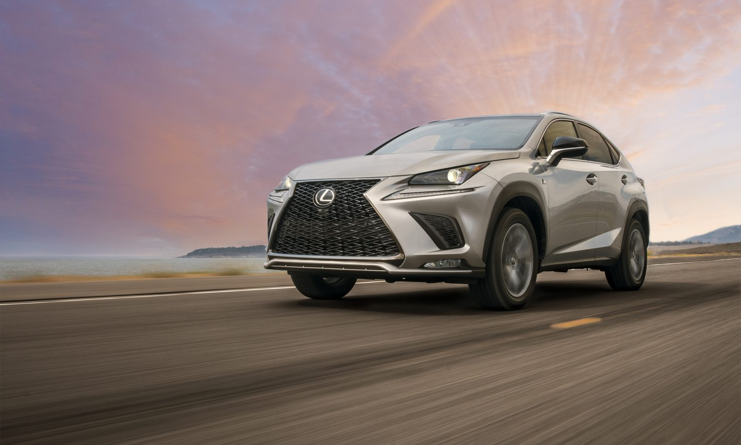 2018 Lexus NX 300: A Refresh with Added Conveniences