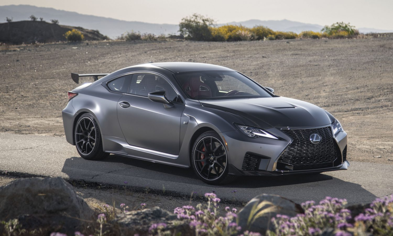 The Pinnacle of F: 2020 Lexus RC F and RC F Track Edition