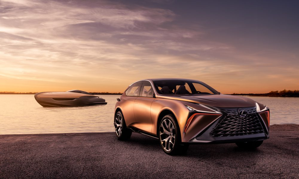 Lexus Sport Yacht Concept Honored at Japan International Boat Show