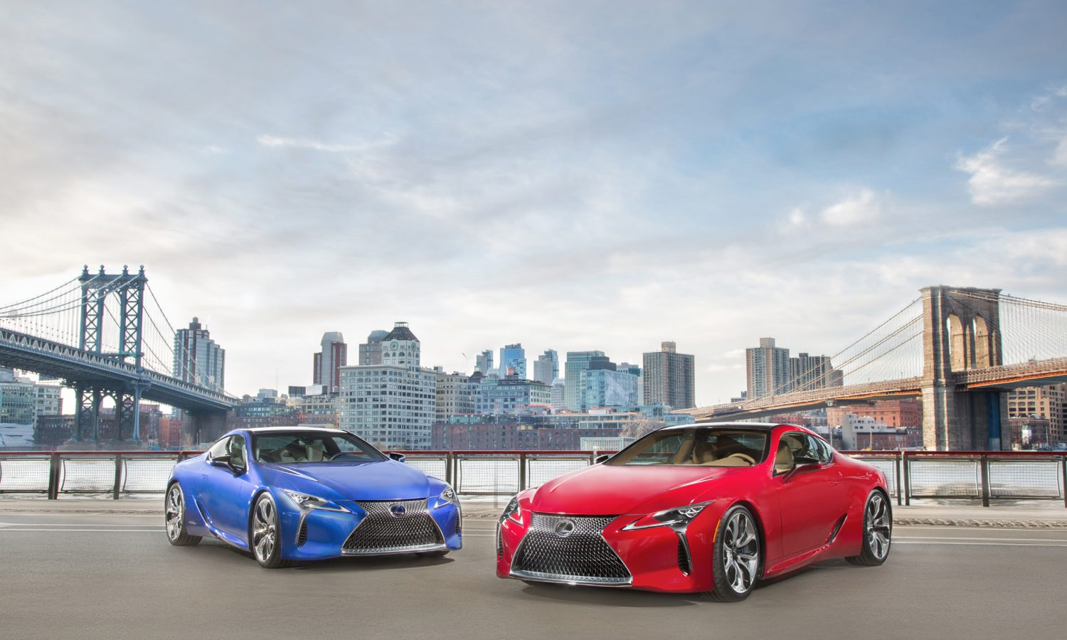 Lexus to Feature All-New LC 500, LC 500 Hybrid at New York Auto Show