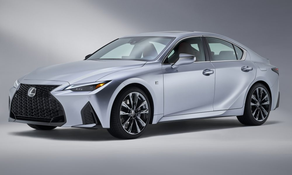 Lexus IS: The Evolution of An Icon