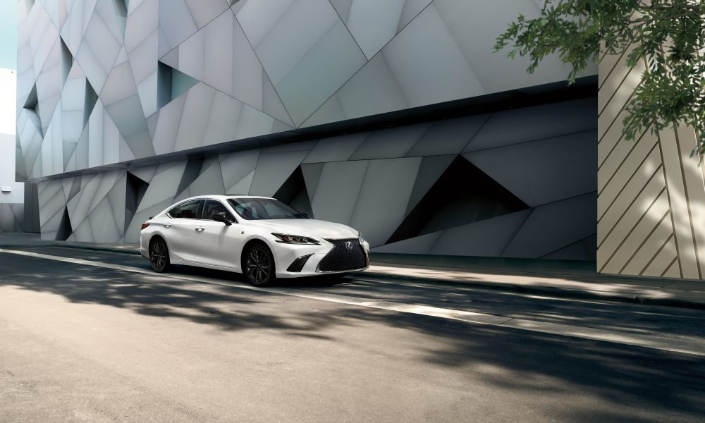 Lexus Expands Choices With the 2021 Edition of Its Highly Popular ES Sedan