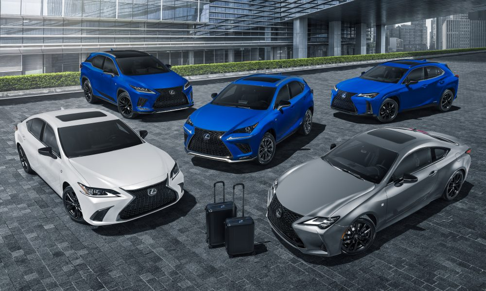 THE 2021 UX BLACK LINE SPECIAL EDITION BRINGS A-GAME