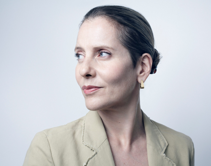 PAOLA ANTONELLI <br> SENIOR CURATOR FOR THE DEPARTMENT OF ARCHITECTURE AND DESIGN AT MoMA, NY