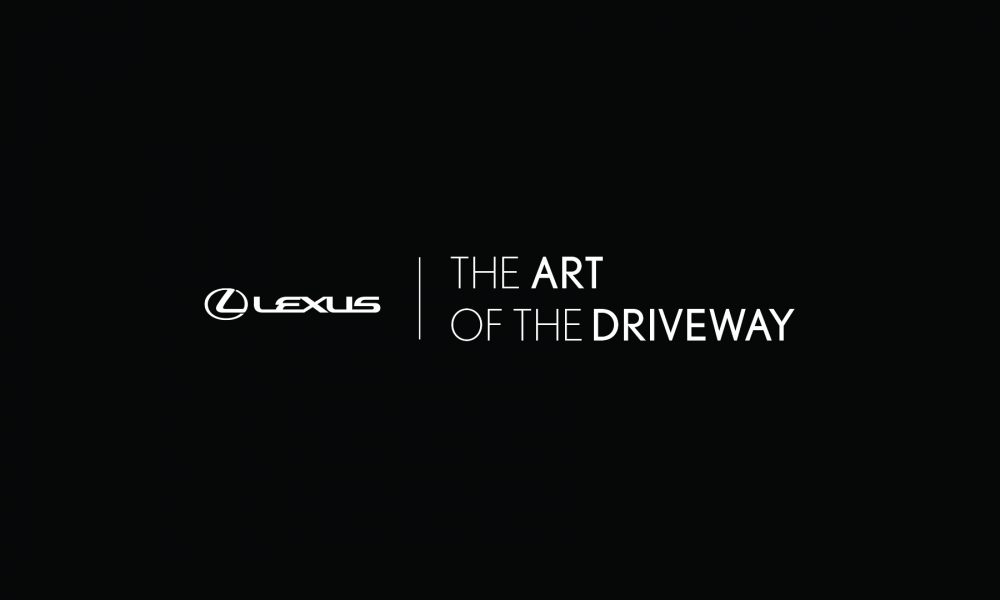 Lexus Presents: The Art of the Driveway