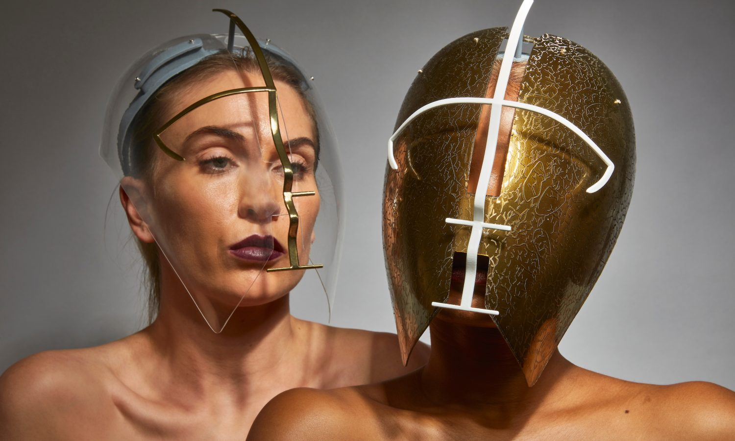 LEXUS COLLABORATES WITH TOSIN OSHINOWO AND CHRISSA AMUAH TO PRESENT A COLLECTION OF HEADPIECES THAT CELEBRATE INNOVATION THROUGH DESIGN AND CRAFTSMANSHIP