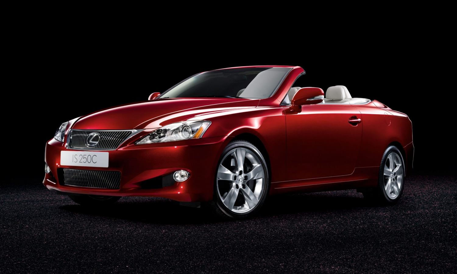 Lexus IS Icons: 2009 Lexus IS Coupe Convertible Edition