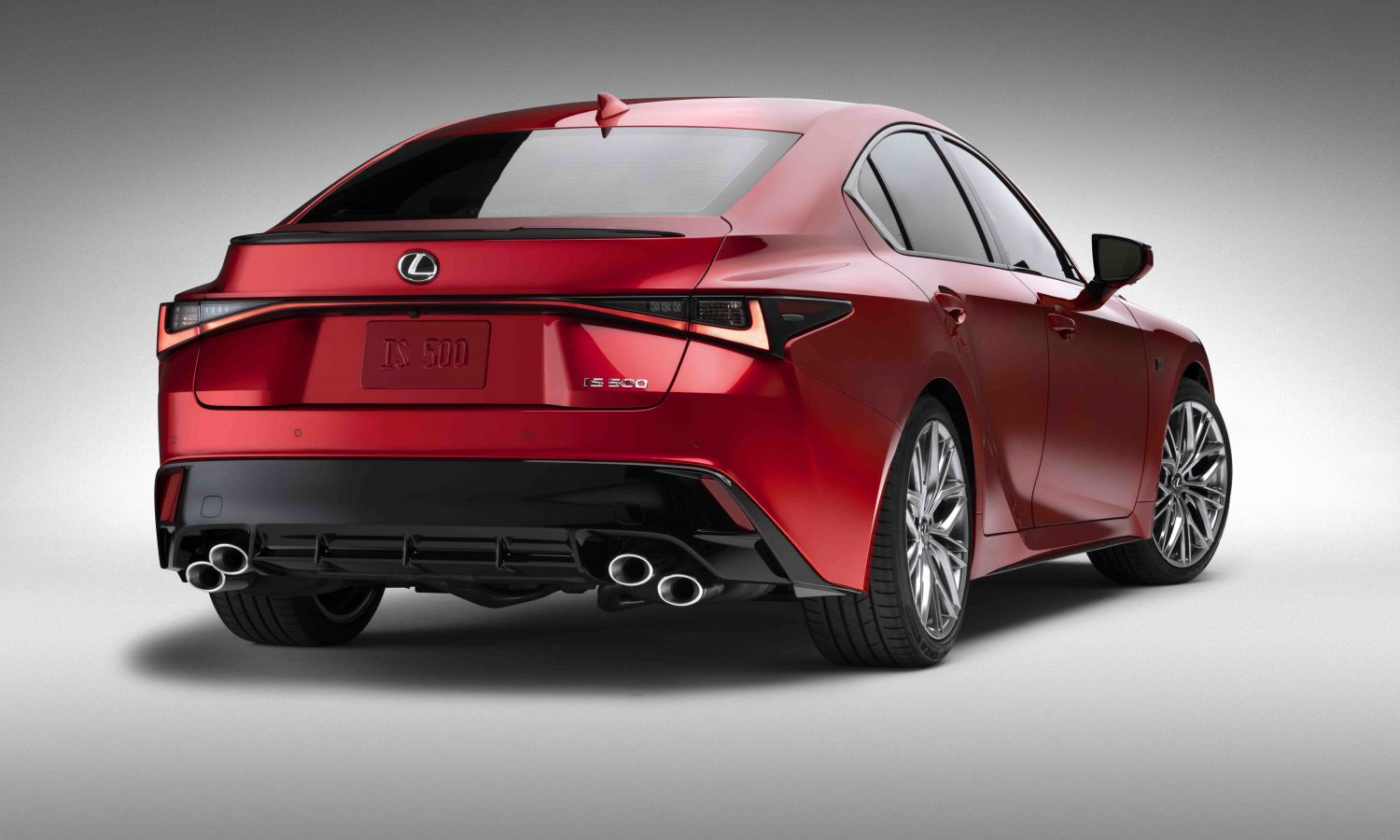 2022 LEXUS IS 500: A NEW BREED OF F SPORT PERFORMANCE