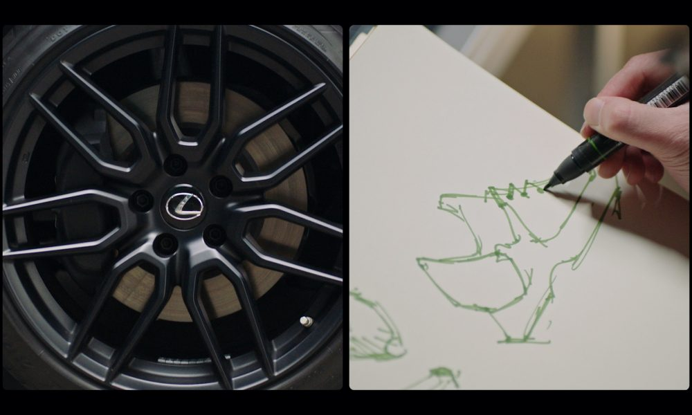 4. Wheel and Sketch