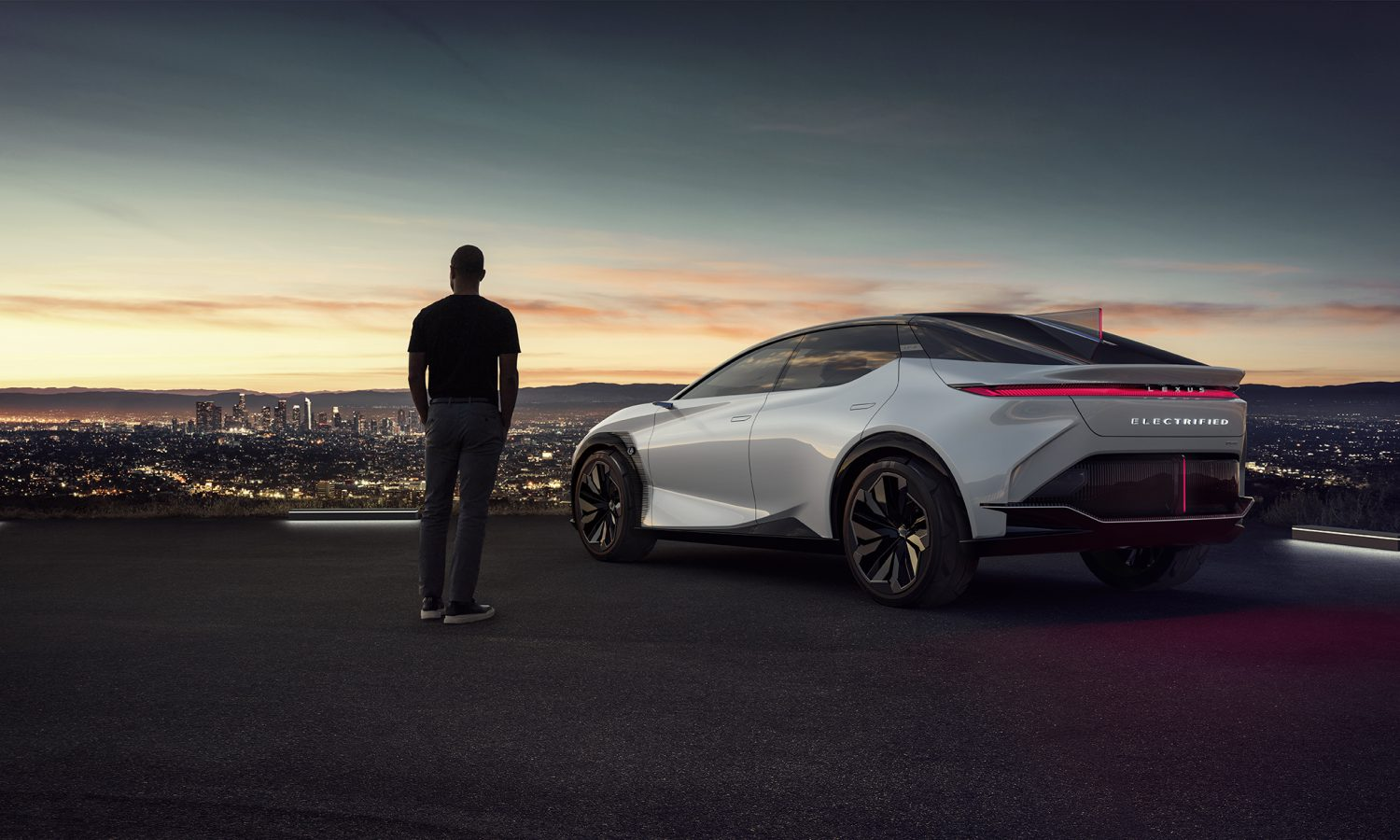 LEXUS ACCELERATES ITS ELECTRIFIED FUTURE WITH LF-Z ELECTRIFIED CONCEPT DEBUT