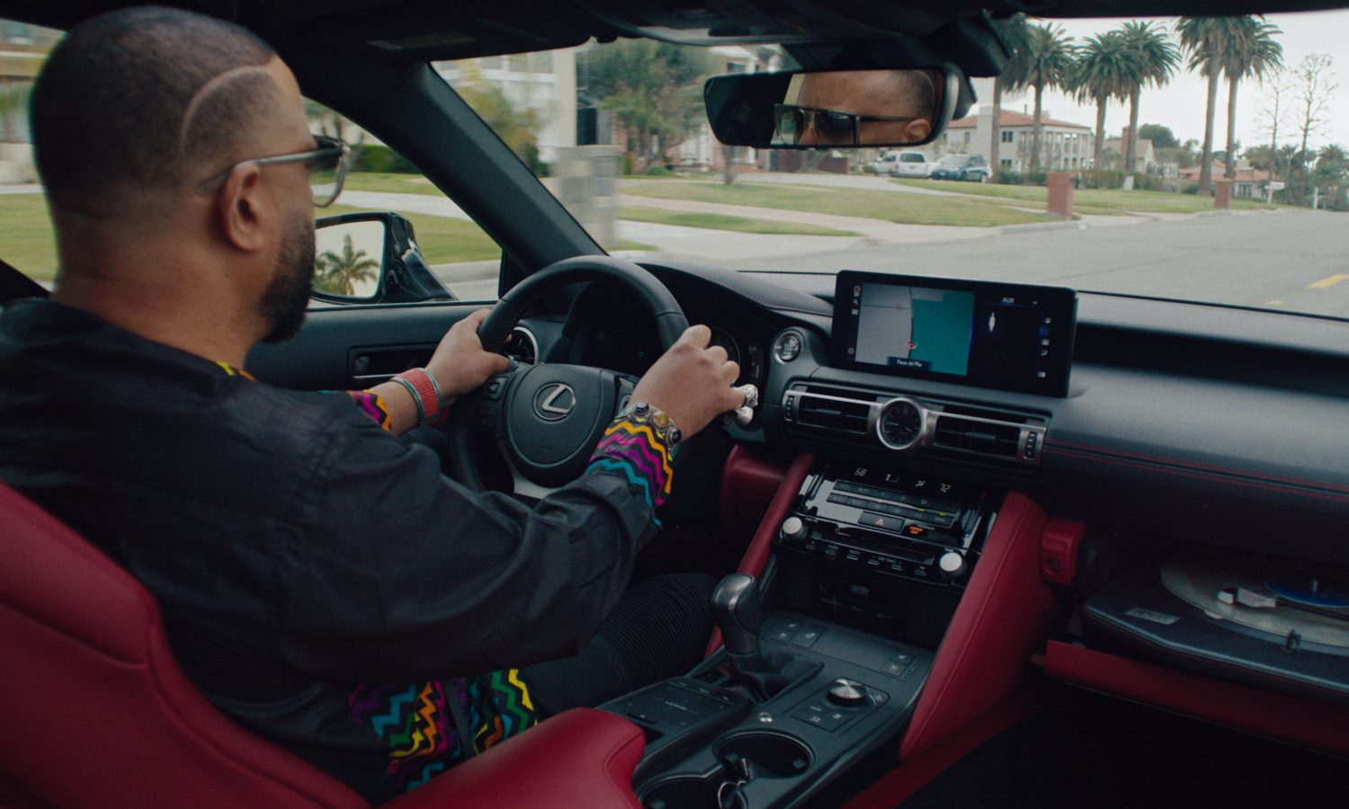 Madlib and KAYTRANADA Take Lexus IS Wax Edition for the Ultimate Spin