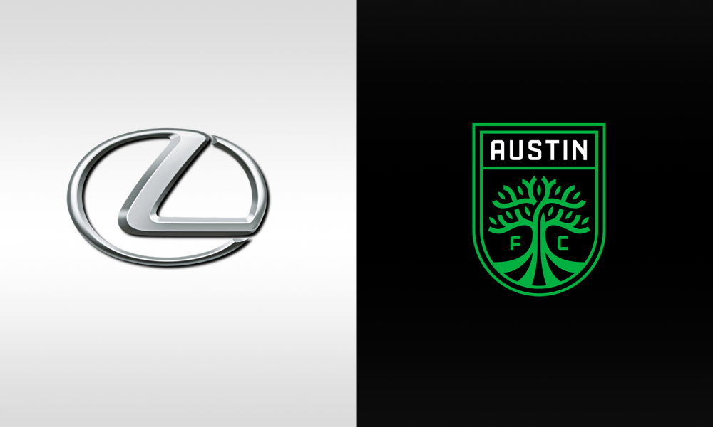 Lexus is Named Official Luxury Vehicle of Austin FC