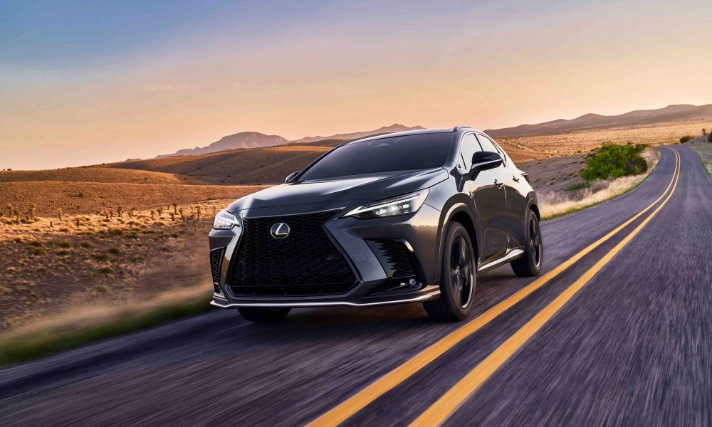 5 Things to Know About the 2022 Lexus NX