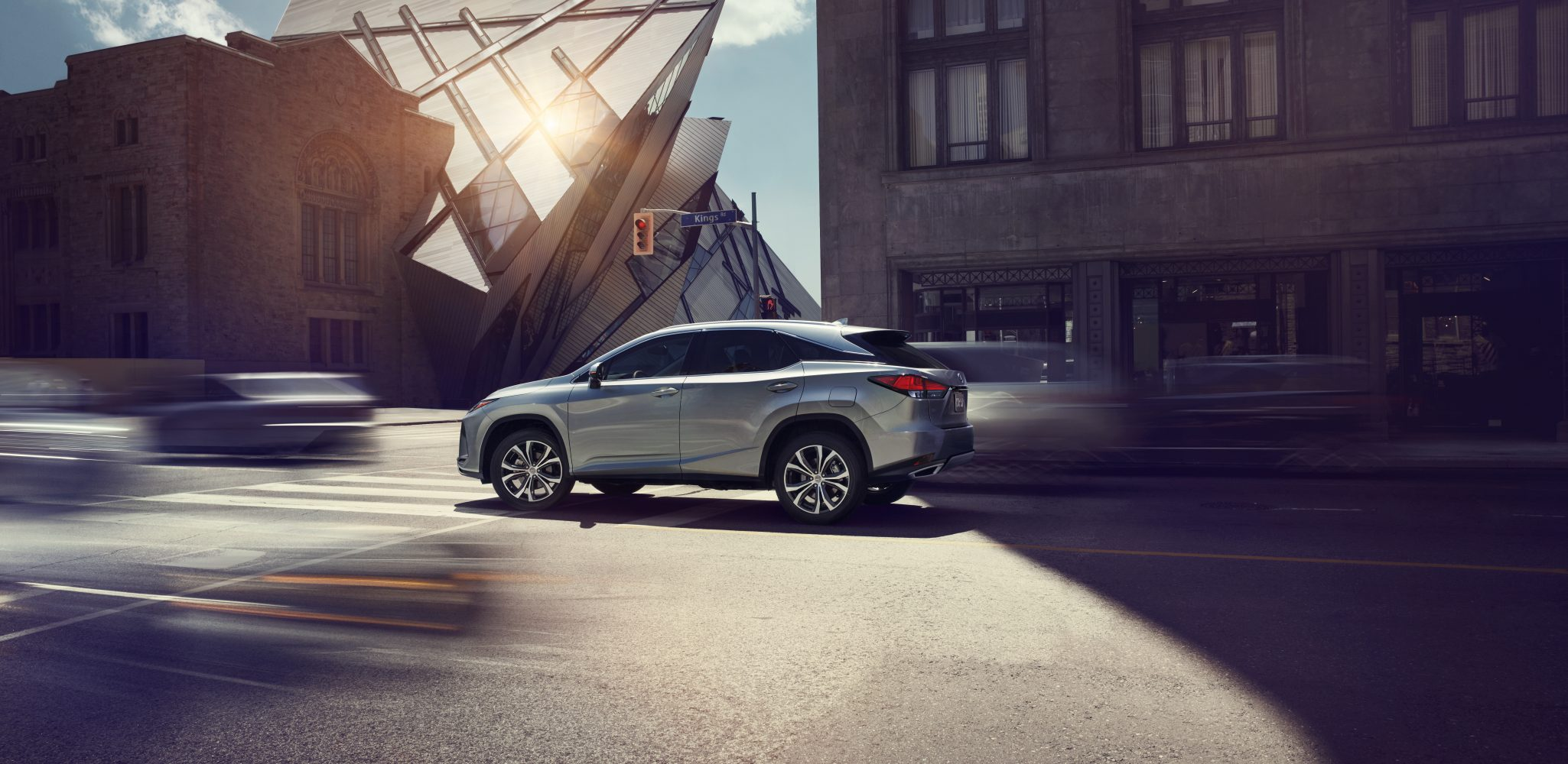 What's New: 2022 Lexus RX 350 and 450h