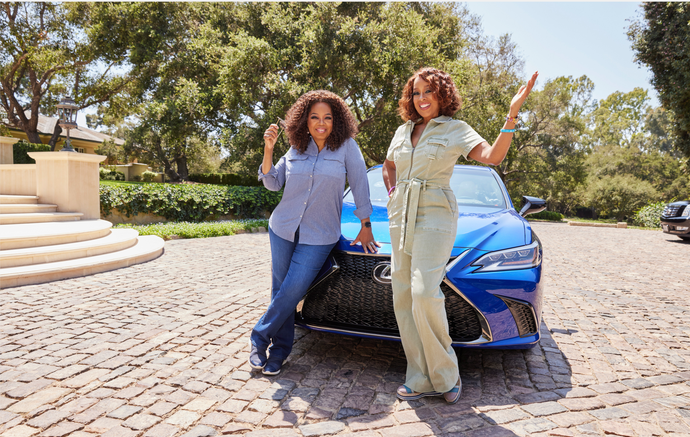 Oprah and Gayle Go on a Road Trip 15 Years After Their Famous Cross-Country Trek