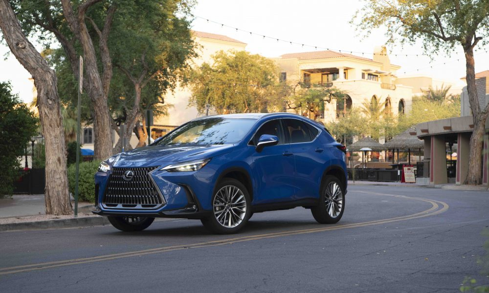 5 Things to Know About the Advanced Technology of the 2022 Lexus NX