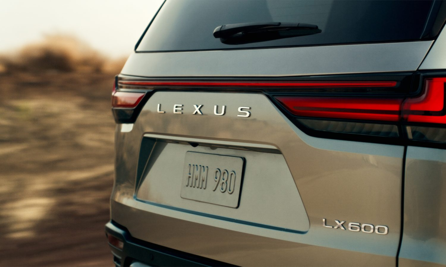 The World Premiere is Almost Here: Get a Glimpse of the All-New LX