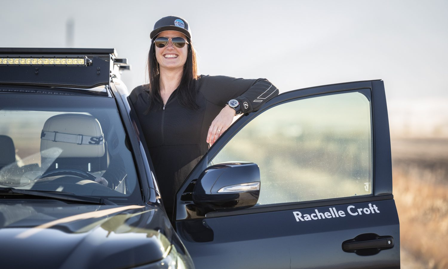 The Rebelle Rally Live Presented by Lexus: Taking Viewers Off-Road with Rachelle Croft